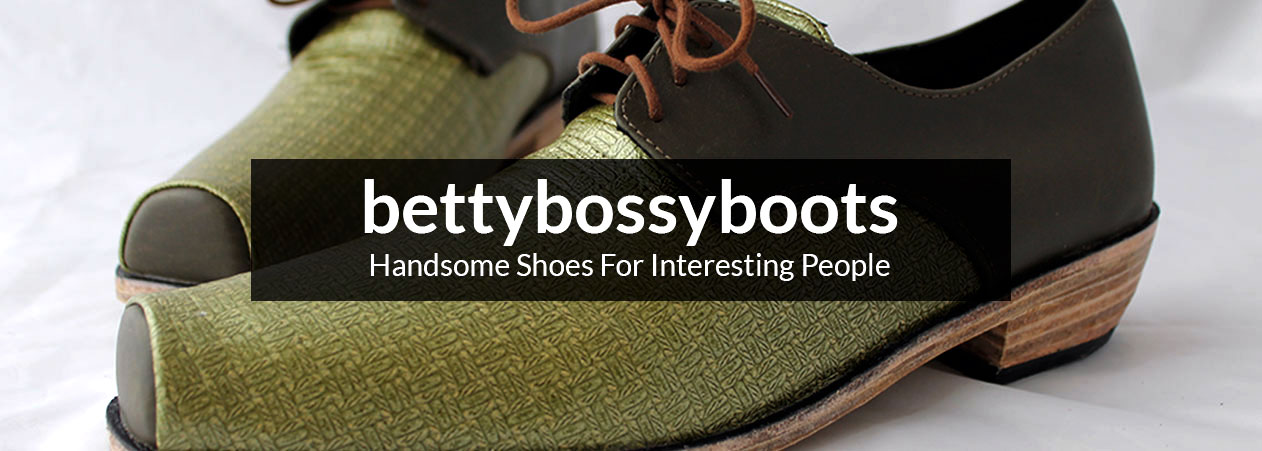 betty bossy boots